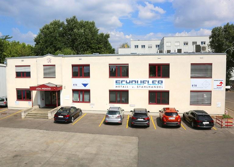 1995 | In Wien-Strebersdorf wird eine Niederlassung gegründet.