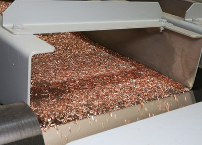 2017 | Die Kabelschrottaufbereitungsanlage in Ybbs wird technisch erweitert.