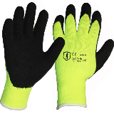 Handschuhe Thermo HV gelb L