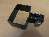 Endverbinder für Steher 60x40 6/5/6  RAL7016