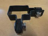 Eckverbinder für Steher 60x40 8/6/8 RAL7016