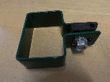 Endverbinder für Steher 60x40 8/6/8 RAL6005