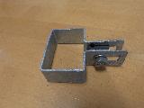 Endverbinder für Steher 60x40 8/6/8 feuerverzinkt